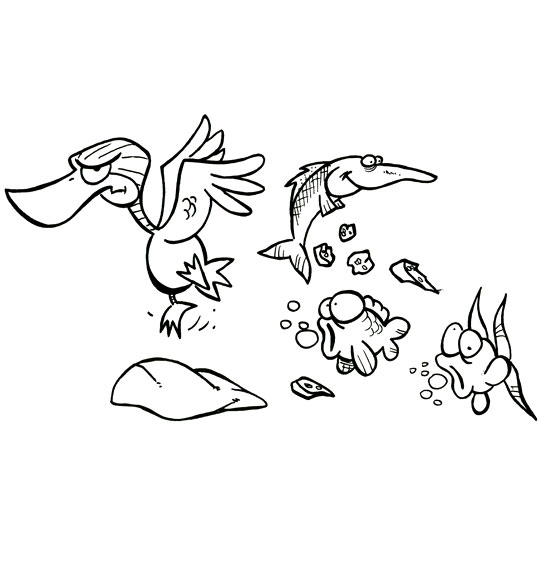 zookeeper coloring pages - photo#25