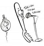Chanson La Brosse à Dents, la brosse à dents chante