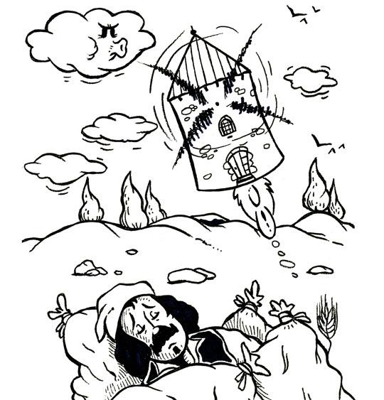cat gorie chanson pour enfants meunier tu dors des coloriages et des dessins pour les enfants. Black Bedroom Furniture Sets. Home Design Ideas