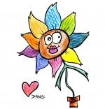 Illustration pour enfant.